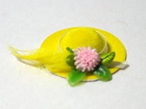 画像1: 帽子(黄色)