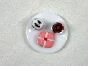 画像3: ケーキ 盛り合わせ(プレート)