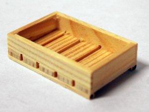 画像1: クレート(木箱)