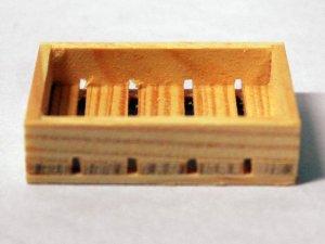 画像2: クレート(木箱)