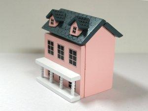 画像5: ドールハウス用ドールハウス ピンク