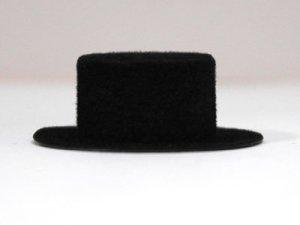 画像1: ブラック・ハット(帽子)