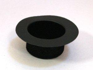 画像2: ブラック・ハット(帽子)