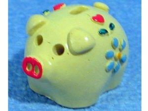 画像1: ブタの貯金箱/ピギー・バンク(Piggy Bank)