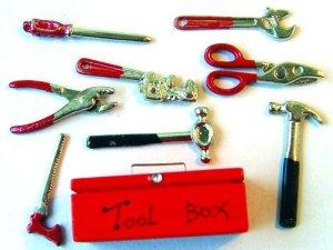 画像1: 工具&工具箱