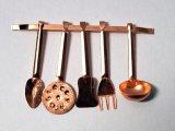 銅 クッキング・ツール セット