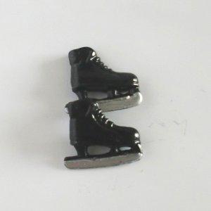 画像2: スケート靴 黒
