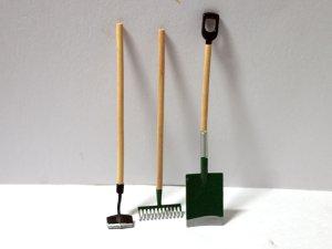 画像2: ガーデン・ツール(3点セット)