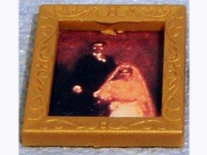 画像2: フォト・フレーム 肖像画 プラスチック・フレーム