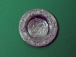画像1: シルバー 皿