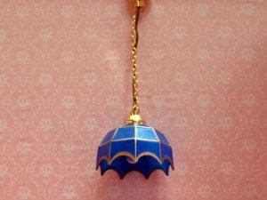 画像2: 照明 吊り下げ ティファニー ブルー