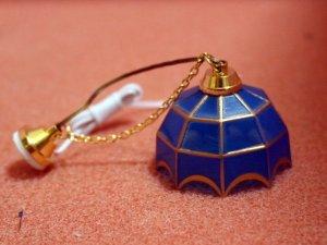 画像3: 照明 吊り下げ ティファニー ブルー