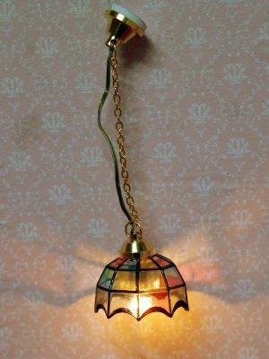 画像5: 照明 吊り下げ ティファニー 小 28mm