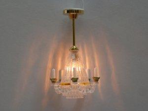 画像2: 照明 シャンデリア