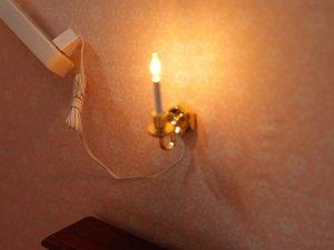 画像4: 照明 壁用 キャンドル