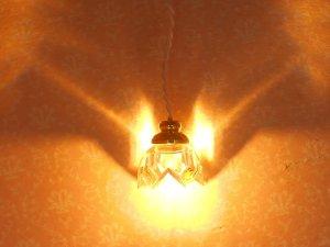 画像5: 照明 天井用 吊り下げ リリー クリア