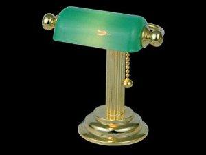 画像1: 照明 デスクランプ グリーン