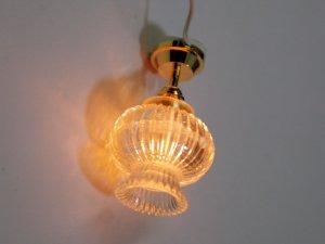 画像5: 照明 天井用 クリスタル・ランタン