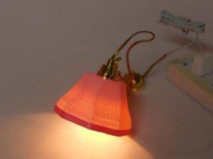 画像5: 照明 天井用 吊り下げ ピンク