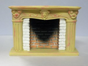 画像1: ファイヤー・プレイス 暖炉 フレンチ