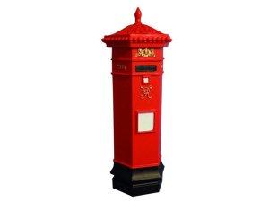 画像3: ビクトリア期 ポストボックス