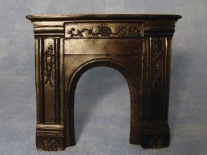 画像1: 暖炉 マントルピース