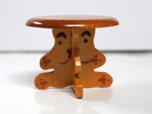 画像4: ベア テーブル&チェア4脚セット