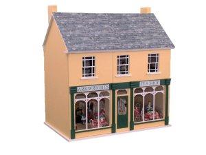 画像2: アークライト・ショップ Arkwright's Shopキット
