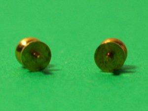 画像3: ドアノブ 真鍮 ペア(2個)