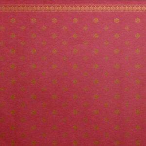 """画像3: 壁紙 A3 (297 × 420 ミリ)室内壁用 """"Garden Crest"""" Burgundy & Ivory"""