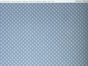 画像3: 壁紙 A3 (297 × 420 ミリ) A4 Fine Quality Roma Crest Blue