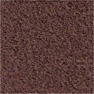画像1: 粘着剤付 カーペット Dark Brown 48.26cm x 33.02cm