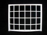 ボウ・ウィンドゥ 弓形張り出し窓枠(24窓)ジョージアン プラスティック製