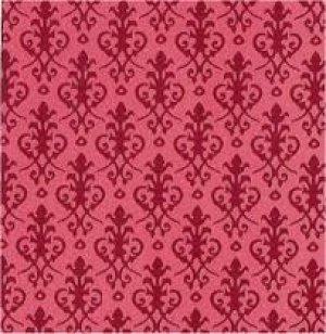 """画像1: """"Renaissance"""" Red/Red"""