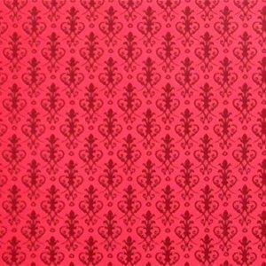"""画像3: """"Renaissance"""" Red/Red"""