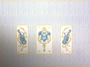 画像4: 壁紙 A3 (297 × 421 ミリ) Music Room paper