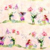 壁紙 A3 (297 × 421 ミリ)  A3 Pink Fairies Paper