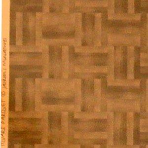"""画像3: 壁紙 床用 A3 (297 × 420 ミリ) """"Square Parquet """""""