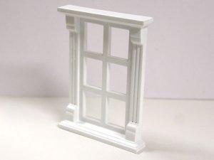 画像2: 窓枠(6窓) プラスティック製