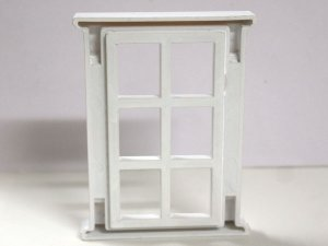 画像3: 窓枠(6窓) プラスティック製