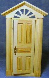 玄関ドア スカイライト付