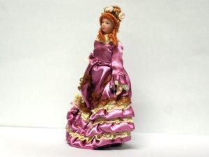画像4: ビスクドール ビクトリアン貴婦人