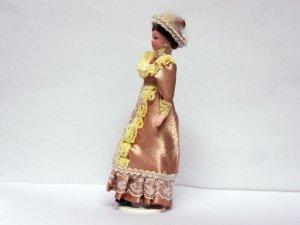 画像2: ビスクドール ビクトリアン貴婦人