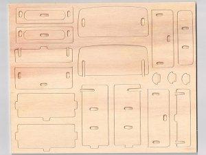 画像4: 家具7点キット ナーサリー