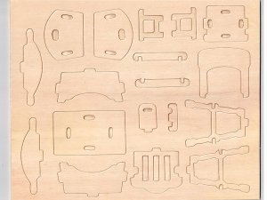 画像5: 家具7点キット ナーサリー