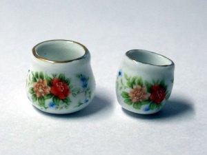画像1: 陶器2点セット