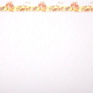 画像2: 壁紙 A3 (297 × 420 ミリ)NOAH'S ARK Pink