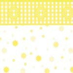 """画像1: """"Damask"""" Yellow"""