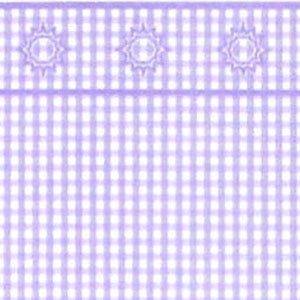 画像1: GINGHAM Lilac
