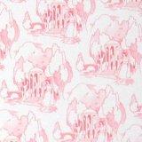 壁紙 A3 (297 × 420 ミリ)室内壁用 Pastoral Pink